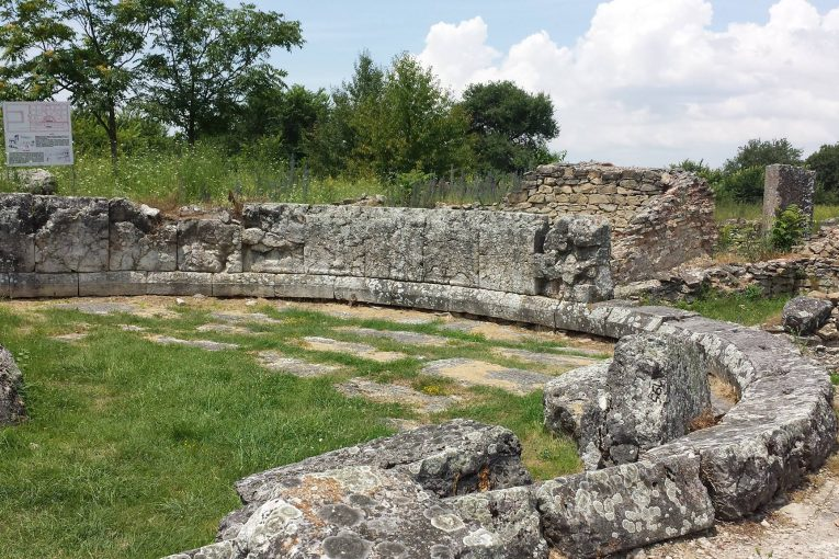 "The Ancient town  ""Nicopolis ad Istrum"""